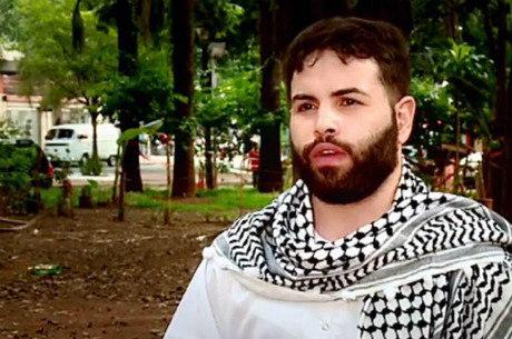 Abdulbasset Jarour não vê sua família desde 2012