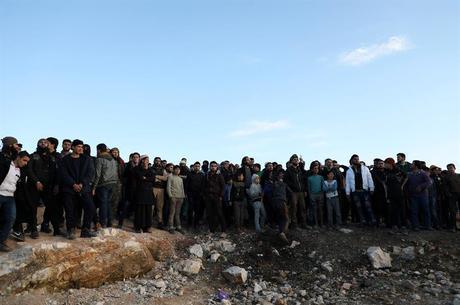 Combates na região de Idlib geram crise com refugiados