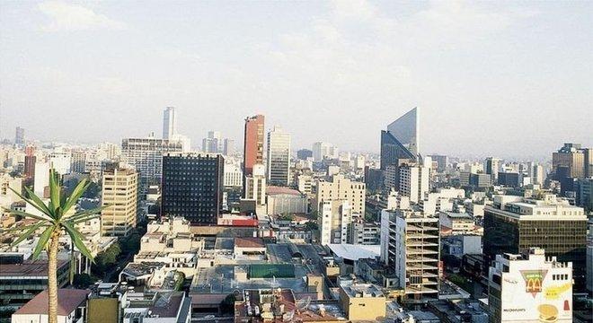 Cidade do México sofreu queda no ranking deste ano, assim como outras regiões da América Latina