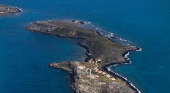 O arquipélago de Abrolhos é formado por cinco ilhas