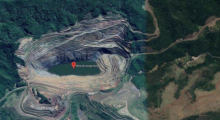 Região de barragem que não poderá ter funcionamento retomado