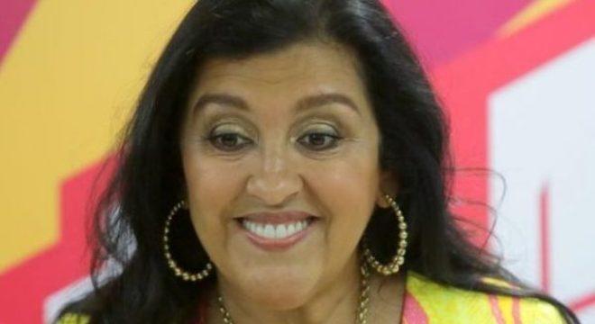 Regina Casé está fora do ar desde 2017