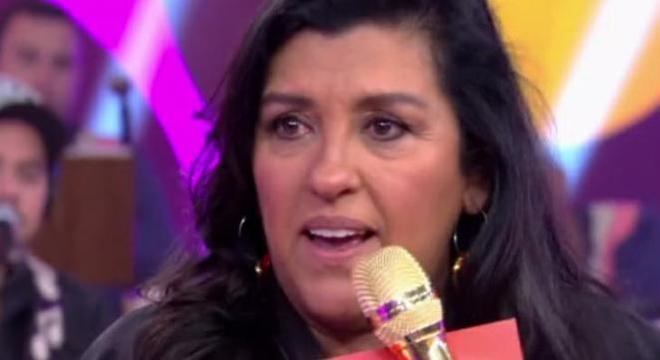 Regina Casé está fora do ar desde o ano passado