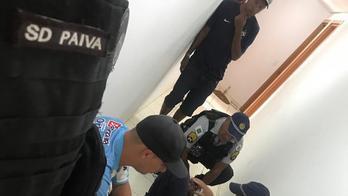 __Ex-lateral do São Paulo, Régis é detido no DF após invadir casa__ (Reprodução)