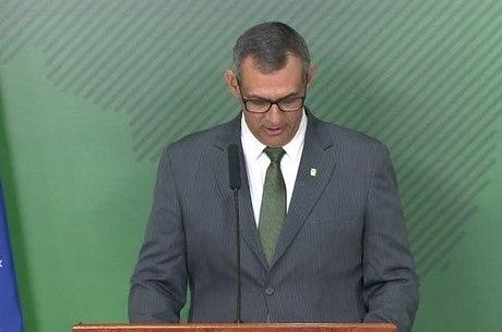 Rêgo Barros passou para a reversa em 31 de julho