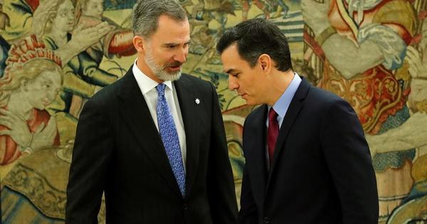 Pedro Sánchez swears office of President of the Spanish Government