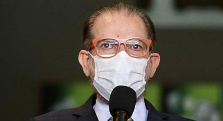 Reinaldo Carneiro Bastos avisou os clubes. Aprovação do MP é definitiva