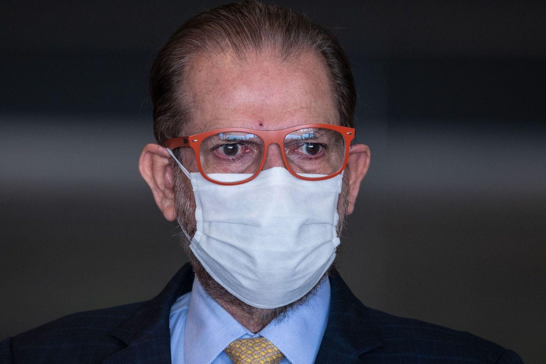 O presidente da FPF, Reinaldo Carneiro Bastos, segue insistindo com os jogos, em plena pandemia