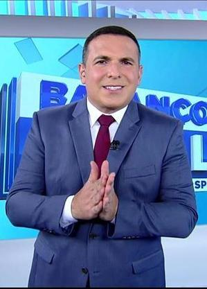 """Reinaldo Gottino no """"Balanço Geral"""""""
