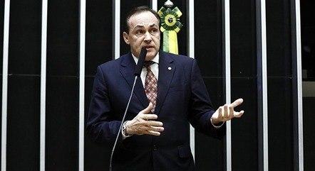 Na imagem, deputado Reinhold Junior (PSD-PR)