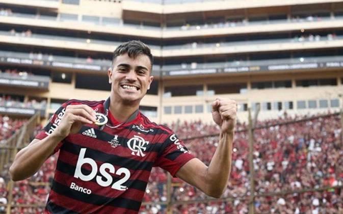 Reinier - 30 milhões de euros (cerca de R$ 136 milhões), sendo que o Flamengo ficou com 80% do valor (aproximadamente R$ 109 milhões)