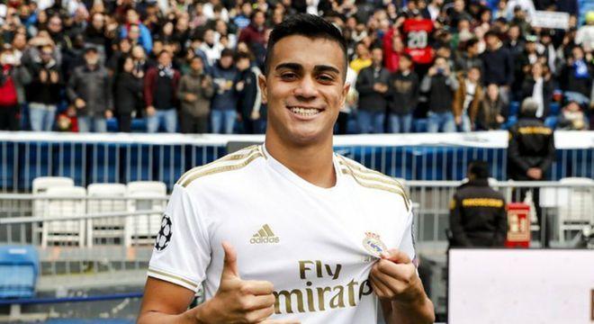 Reinier foi contratado recentemente pelo Real Madrid