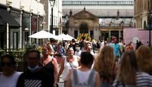 Reino Unido registra mais de 10 mil casos diários de covid