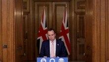 Reino Unido amplia lockdown após novos casos da variante do vírus