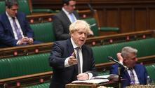 'Cenas vergonhosas, diz Boris Johnson sobre Congresso dos EUA