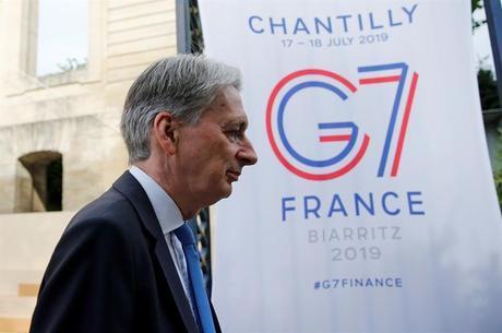 Hammond está há três anos no Ministério da Economia