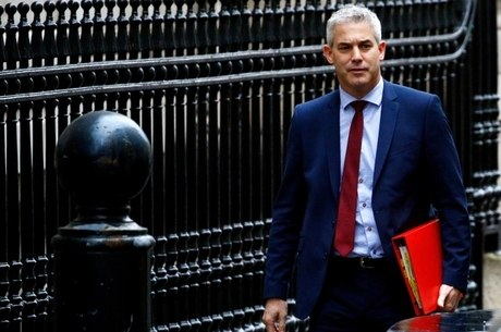 Ministro britânico para o Brexit, Stephen Barclay