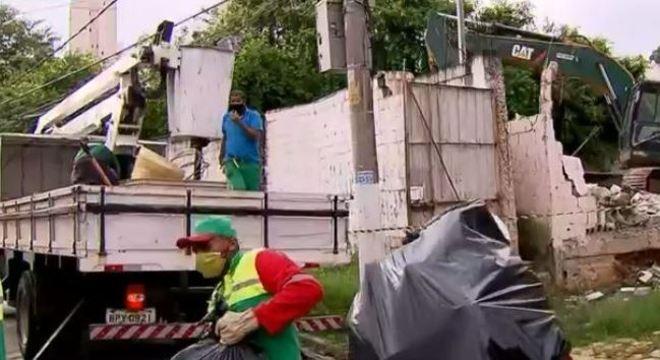 Sete casas serão demolidas em reintegração de posse em terreno de Osasco