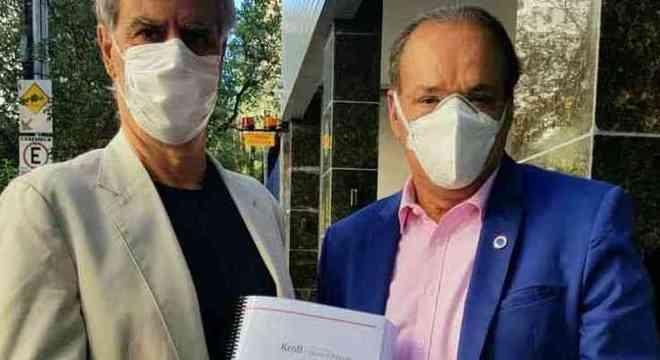 Relatório com mais de 600 páginas de irregularidades, escândalos no Cruzeiro
