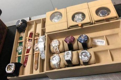 58c61db3ba5 Relógios de vice-presidente da Guiné Equatorial devem ir a leilão no ...