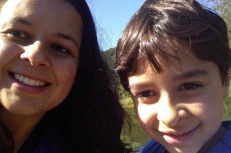 Joiry já rematriculou Miguel na escola para 2019