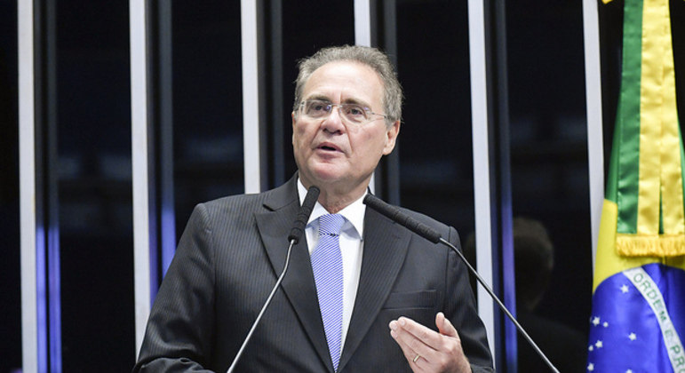 Segunda instância derruba liminar que impedia relatoria de Renan