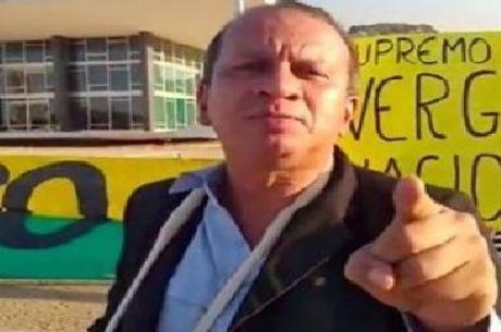 Na imagem, Renan da Silva Sena, autor de ataques