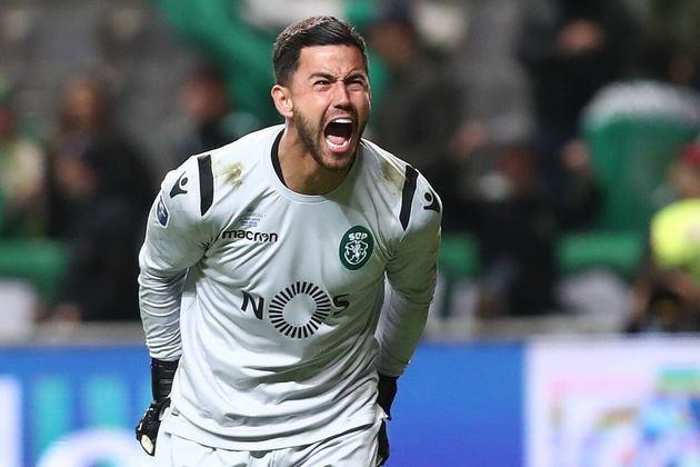 Renan Ribeiro - 30 anos - Sporting (POR)