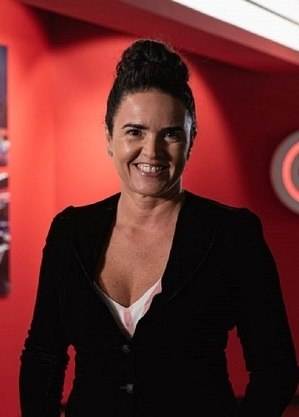 Renata Afonso a nova nº 1 da CNN Brasil