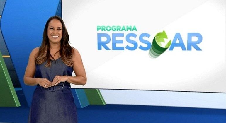 """Renata Alves é a apresentadora do """"Ressoar"""""""