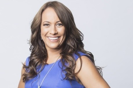 Renata Alves é uma das apresentadoras do Hoje em Dia