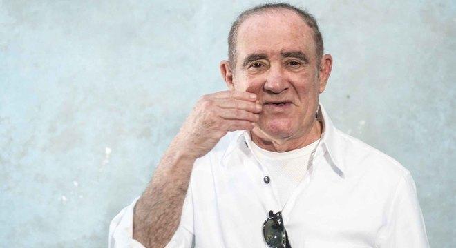 Renato Aragão vai em busca de novos projetos