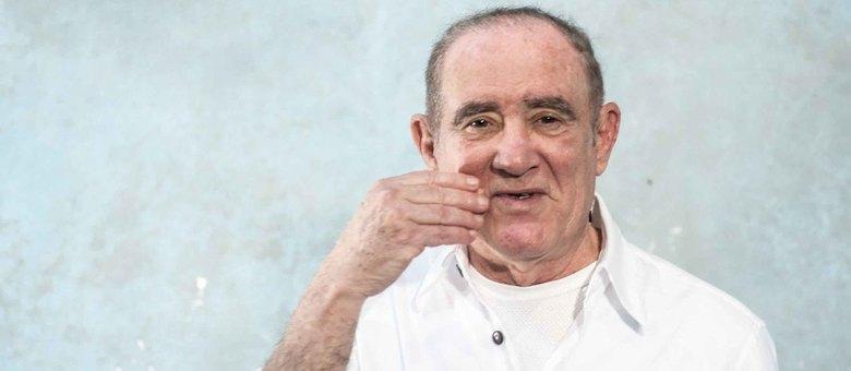 Renato Aragão diz que está pronto para novos desafios