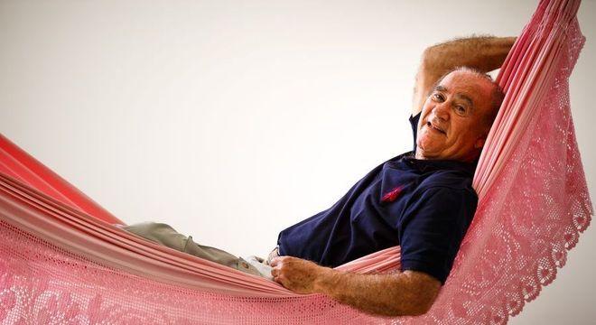 Renato está cheio de projetos para fazer fora da Globo