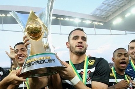 Renato atingiu o auge pelo Timão no Brasileirão 2015