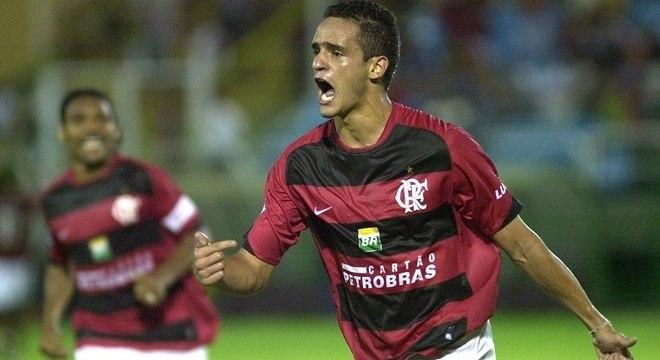 Renato ganhou a Copa do Brasil de 2006 pelo Flamengo, seu clube de coração