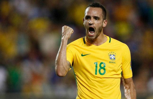 Renato Augusto - meia - 5 milhões de euros (R$ 30,76 milhões na cotação atual)