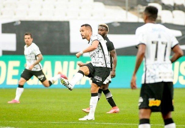 Renato Augusto: o experiente meia soma seis jogos pelo Corinthians (a maioria vindo do banco de reservas), e já mostrou que pode ser a grande solução criativa do Timão.