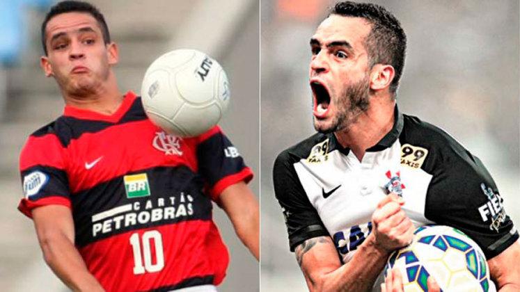 RENATO AUGUSTO – Revelado pelo Flamengo em 2005, fazendo sua estreia em uma partida contra o próprio Corinthians, Renato Augusto foi campeão brasileiro com o Timão, no ano de 2015.