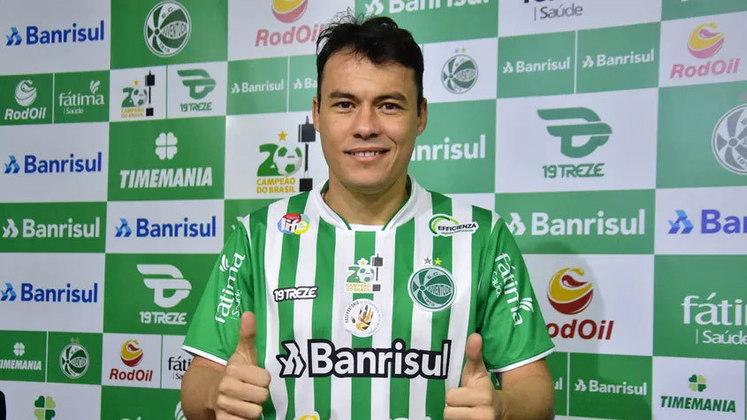 Renato Cajá - 36 anos - Meia - Último clube: Ferroviária - Sem clube desde: 24/05/2021
