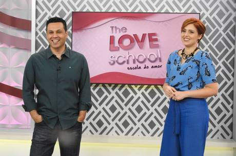 Renato e Cristiane Cardoso comandam o The Love School - Escola do Amor