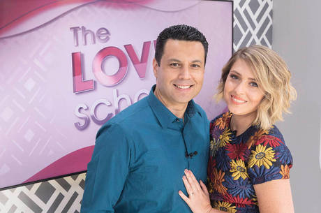 Renato e Cristiane Cardoso comandam o The Love School