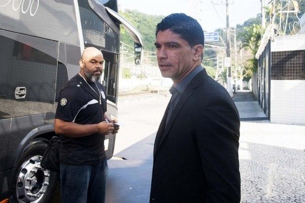 Renato - Ex-volante do Santos, atualmente é gerente de futebol do clube, Seu contrato vai até o final do mandato de José Carlos Peres, no final deste ano