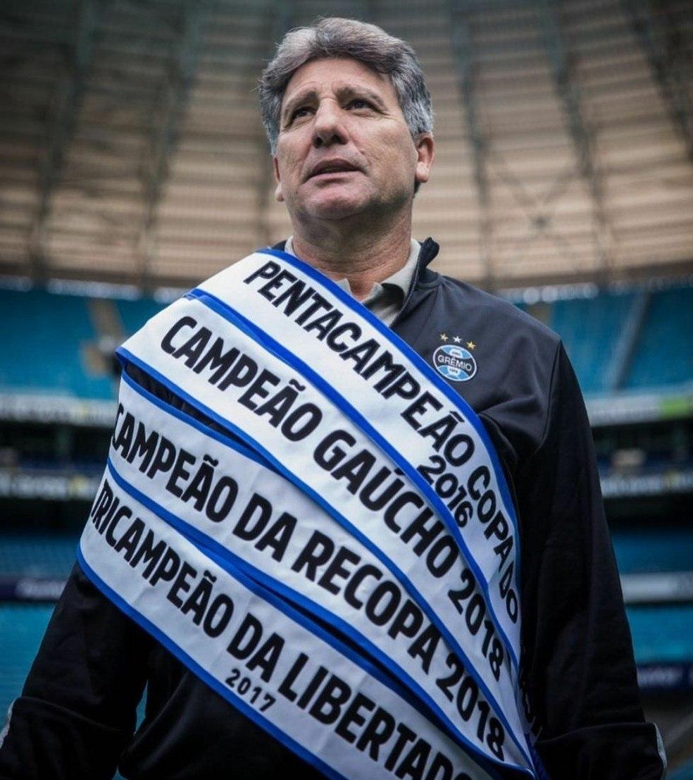 Renato se vingou de Jesus, o homem que fechou as portas do Flamengo - Prisma - R7 Cosme Rímoli