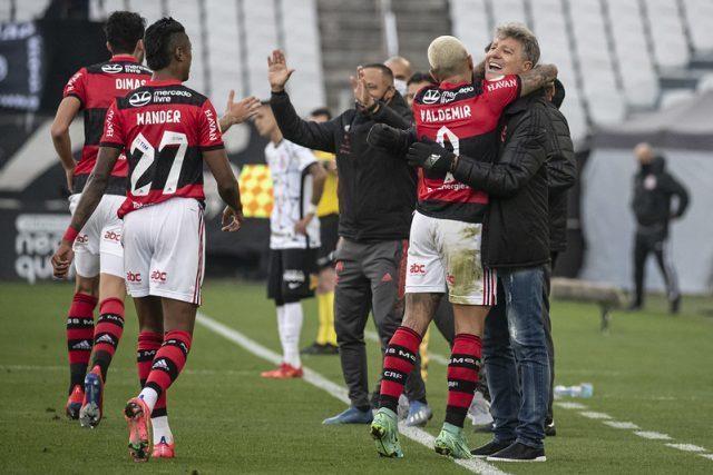 Renato Gaúcho segue fazendo história no Flamengo. Semifinalista e favorito à decisão