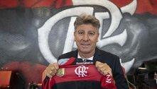 Renato Gaúcho quer arrumar a defesa. E se acertar com Gabigol