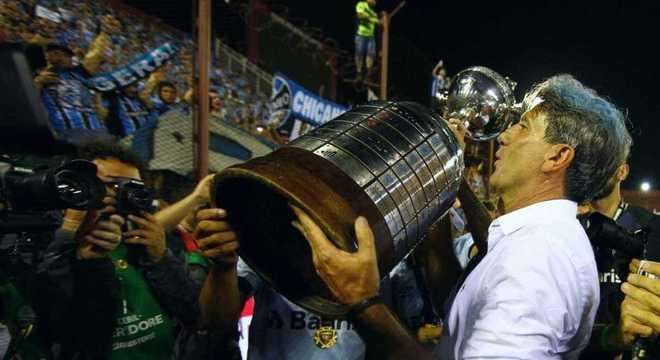 Renato Gaúcho é hoje o natural substituto de Tite na Seleção. E sabe disso