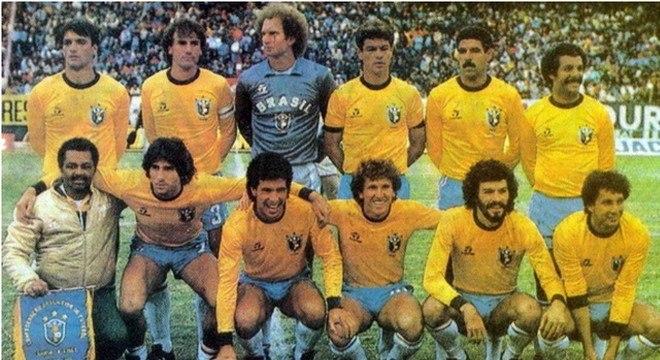 Renato Gaúcho e Leandro eram peças fundamentais no Brasil de 1986