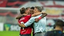 Goleadas, só vitórias. Renato e Flamengo. O casamento perfeito
