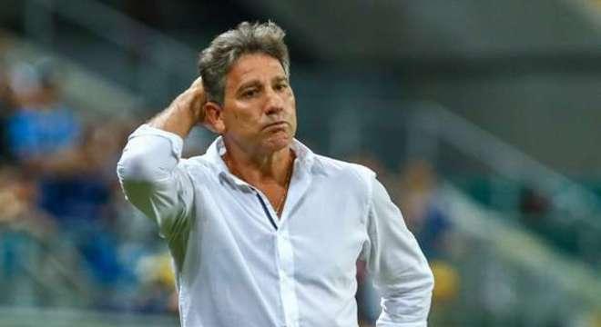 Renato rebateu críticas direcionadas ao Grêmio